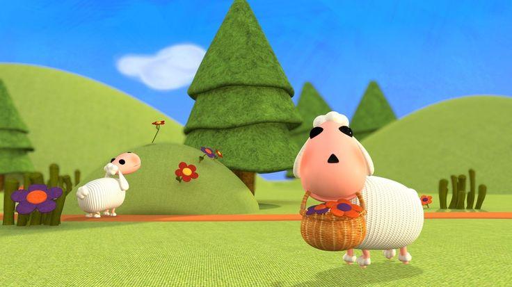 Little Bo Peep - Still from video by #HuggyBoBo - watch on YouTube https://goo.gl/CDuCOH