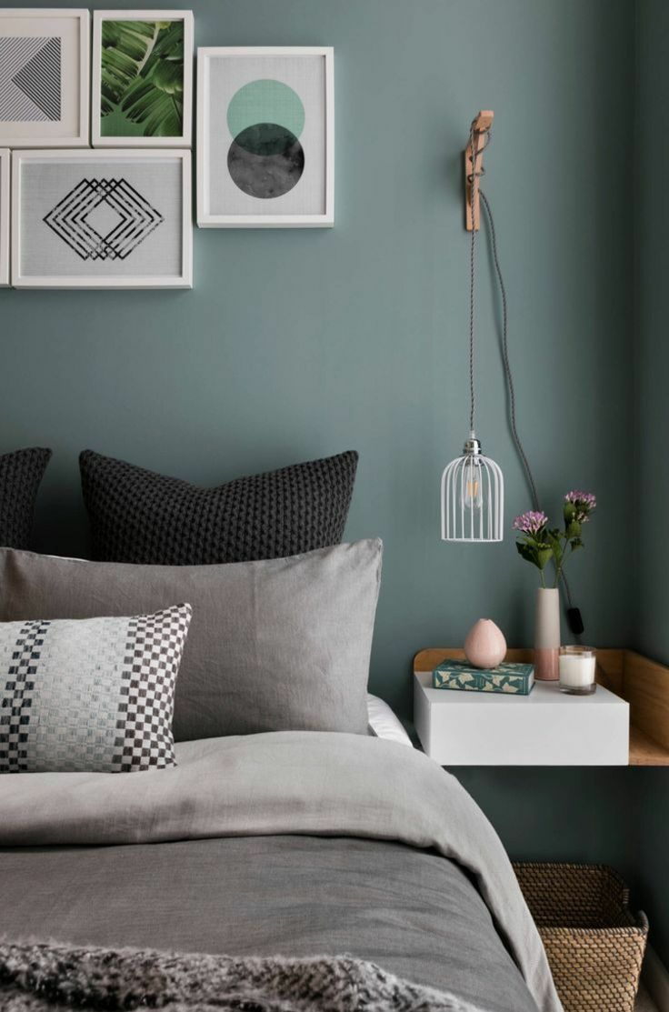 Current bedroom trends from Pinterest for a modern decor