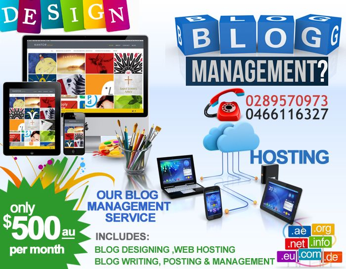 The Blog Management packages that we offer can help land your business where you aspire to be. You can be the niche leader and enjoy a consistently huge amount of traffic to your site. We offer blog management services comprising blog writing, posting and management as well as Web hosting, and blog designing. All these are available to you for only $500 a month. We perform all the necessary tasks, from recruiting writers to creating and editing content to optimizing the blog for SEO.