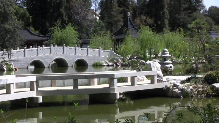 Huntington Library Part 4 - Chinese Garden Cocorosie Pinterest - chinesischer garten brucke