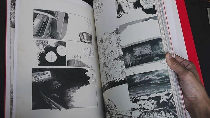 GENGA - OTOMO KATSUHIRO ORIGINAL PICTURES