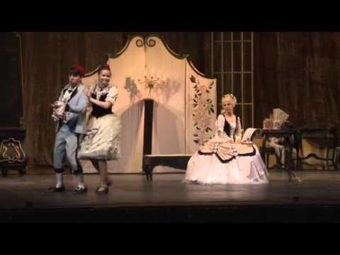 Свадьба Фигаро (опера Моцарта) - YouTube