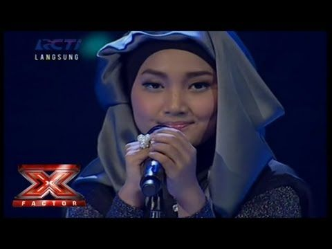 FATIN SHIDQIA - PELAN-PELAN SAJA (Kotak) - GALA SHOW 10 - X Factor Indonesia 26 April 2013