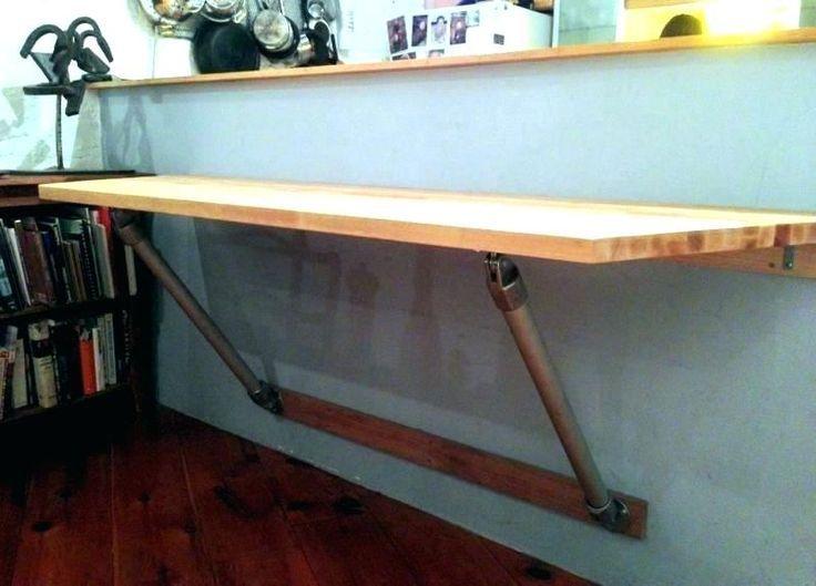 Wall Table Hinge Hinged Wall Table Table Hinged Folding Table Hinged To Wall Hom Ev Duzenleme Kendin Yap Mobilya Bar Mutfagi