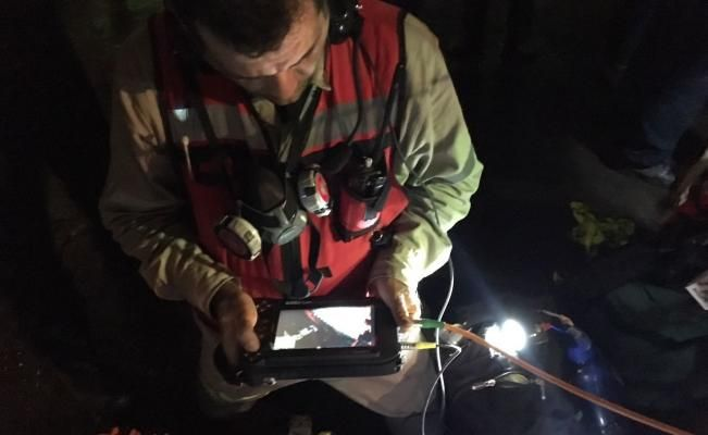Rescatistas mineros de Baja California implementan el dispositivo en la Ciudad de México