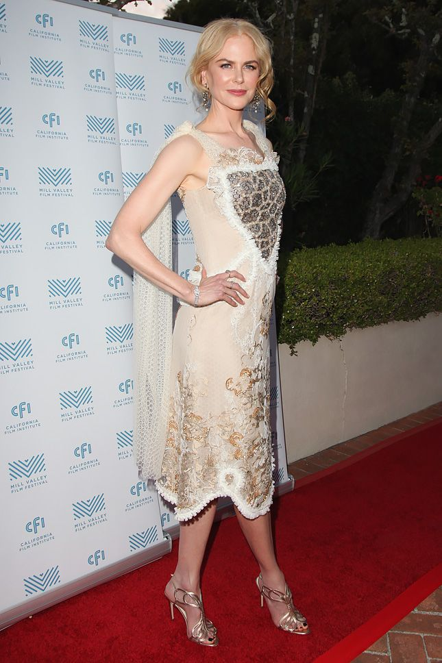 Николь Кидман в Rodarte на кинофестивале в Милл-Вэлли