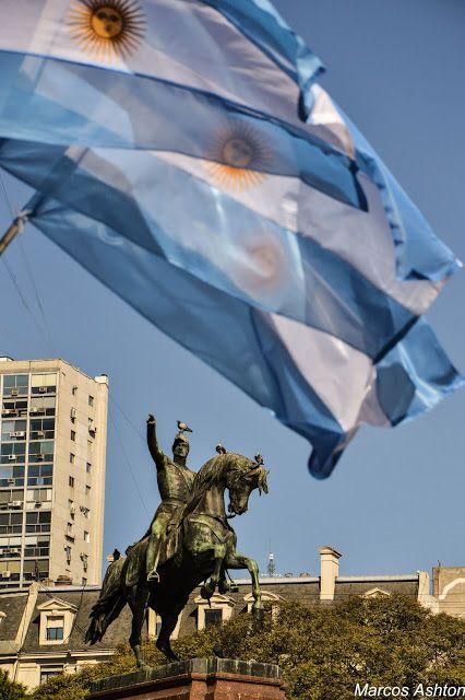 MisteriosaBsAs General José de San Martín, Argentina lugar que me voy a visitar!!!