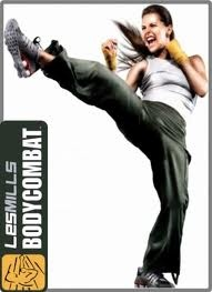 LOVEEE Body Combat. My new favorite workout.