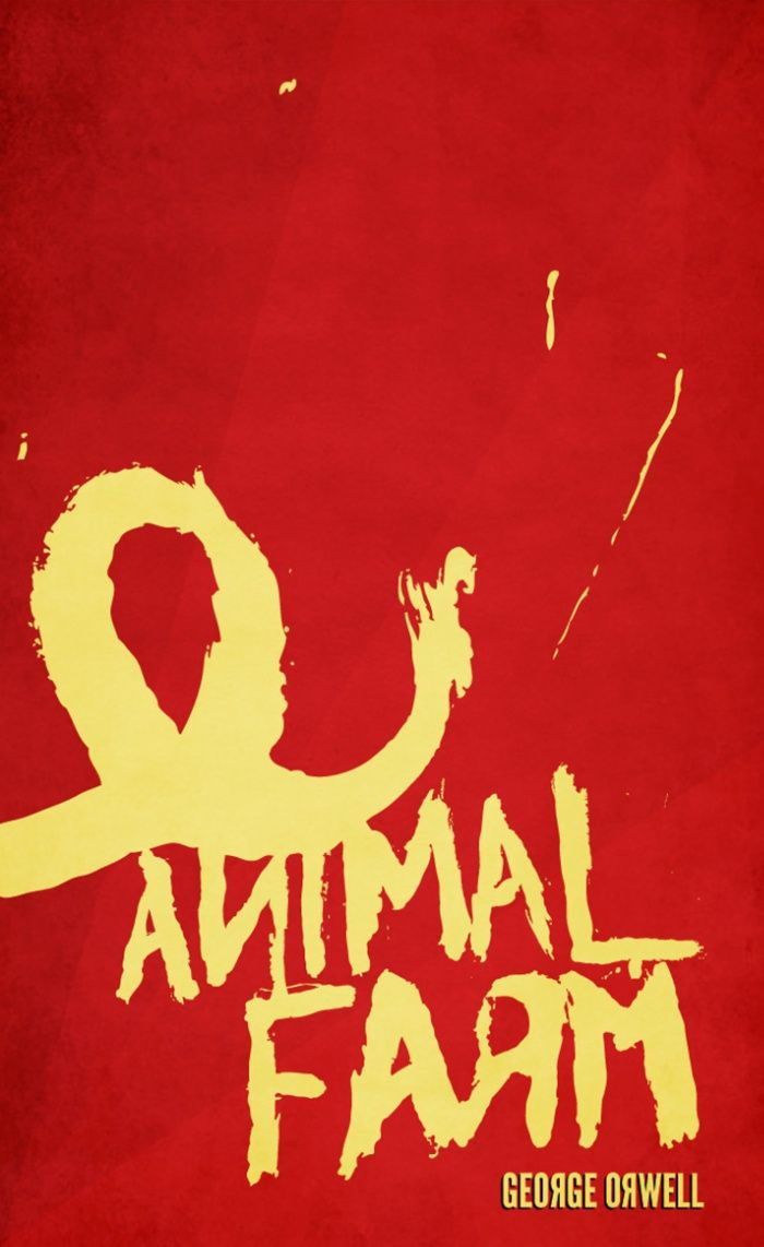 images about book covers animal farm book animal farm george orwell book cover redesign prints