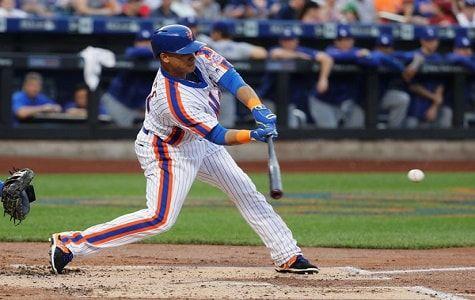 Juan Lagares también se voló la barda para que los Mets de Nueva York derrotaran el viernes 5-3 a los Filis de Filadelfia