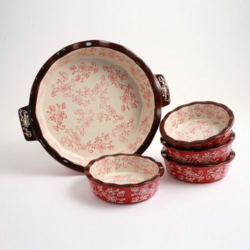 temp-tations® by Tara temp-tations® Floral Lace 6-pc & 108 best Temp-Tations \u003d Kitchen Crack images on Pinterest | Bakeware ...