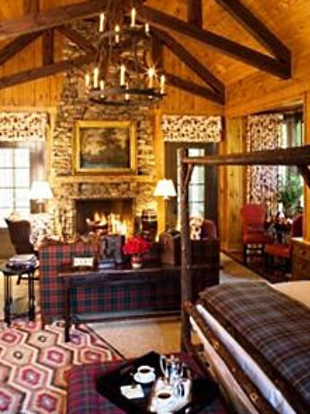 The Blackberry Farm Hotel Maryville, Tennessee Has 53 Comfortable Rooms.  Rated Superb, 9.0