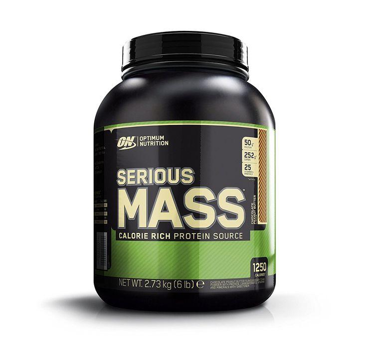 Serious Mass 6 lbs (2721g) Chocolat et beurre de cacahuète: Amazon.fr: Hygiène et Soins du corps