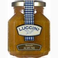 #LUCCINI #MOSTARDA #CREMONESE | #Cremona #mustard sauce, also called #Italian fruit #mostarda, with #citrus fruits. Discover the pungency of mustard and the intensely fruity aroma of citrus fruits.