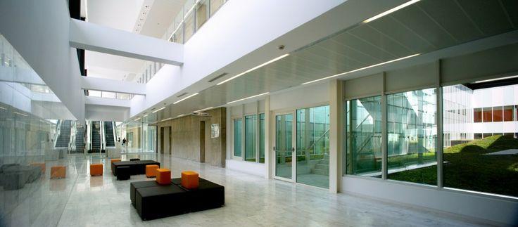 Hospital of Mollet / Corea Moran Arquitectura