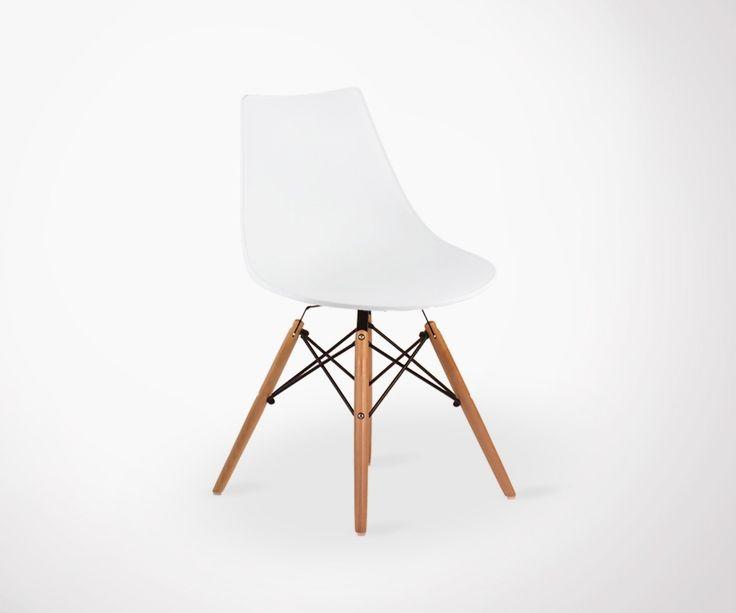 Optez pour nos chaises design scandinave style Eames. Livraison 3 jours partout en Europe. Plusieurs couleurs en stock. Meilleurs prix web. EXCLUSIVITÉ
