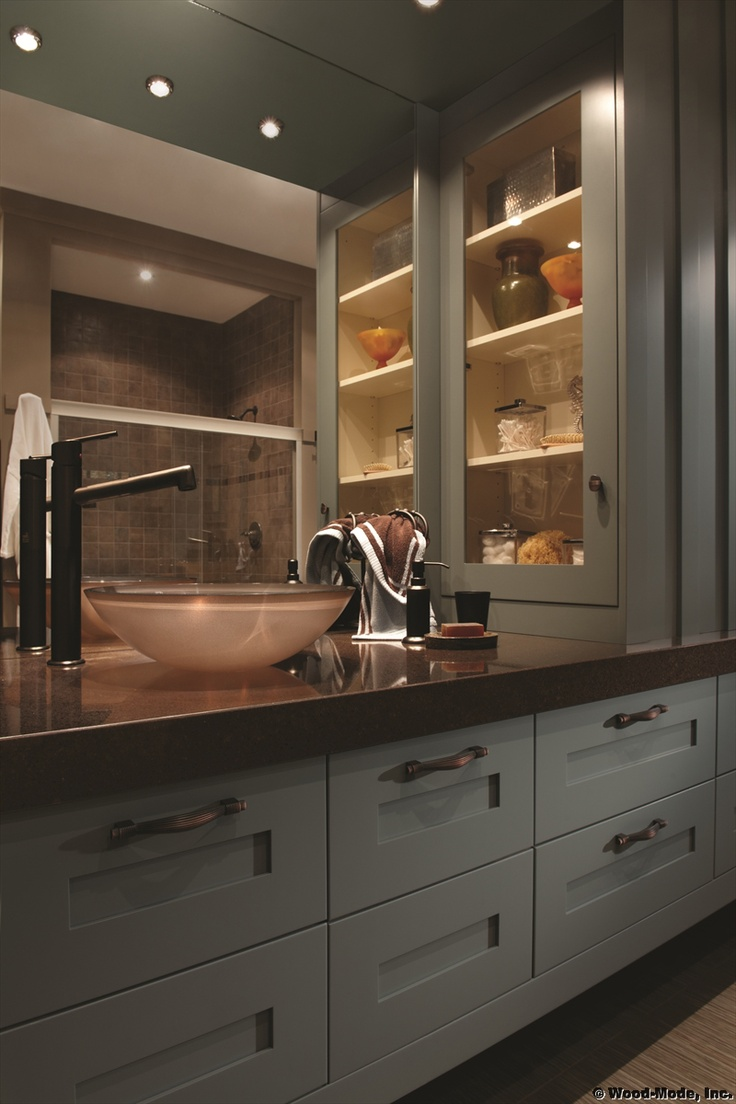 This Master Bath Is Warm, Relaxing And Functional, With Plenty Of Hisand