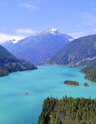 Here are 5 things you MUST see at North Cascades National Park. (3 hours from Seattle)