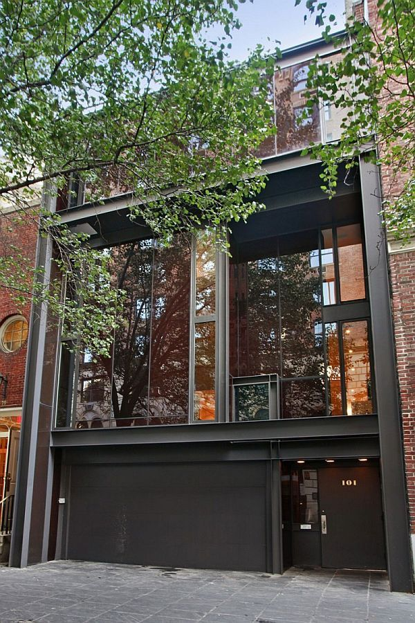 Halston's Townhouse, East 63rd Street NYC