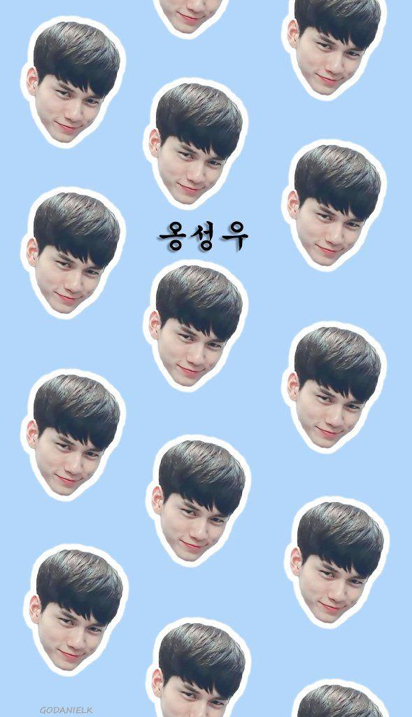Ong Seung Woo 옹성우 Produce 101