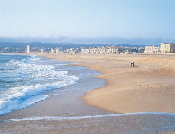 Portugal Figueira da Foz beach
