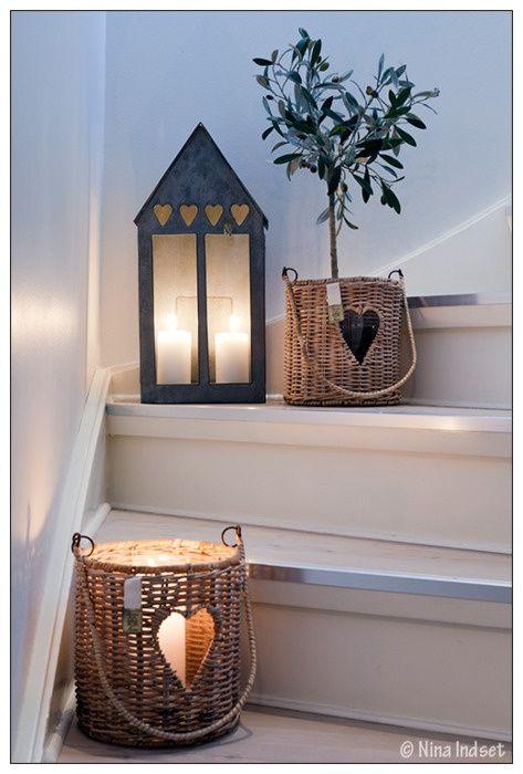 Lovely Baskets! Voor een mooie plant of een leuke kaars erin from Riviera Maison