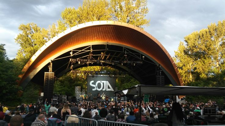 Soja Reggae concert