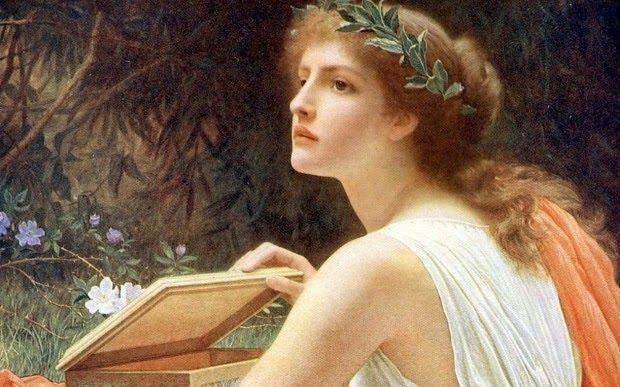 Pandora Abriendo La Caja Que Contenía Todos Los Males En Un Cuadro Del Siglo Xix Mitologia Griega Pandora Mitologia Griega Mitología