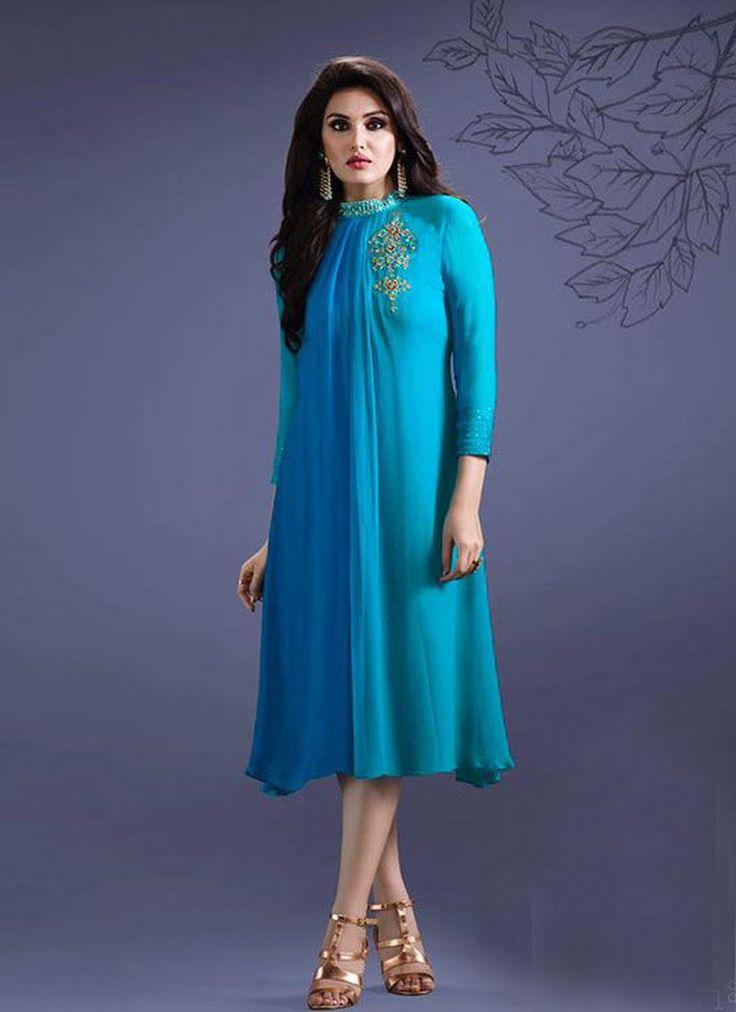 New arrival designer kurti online shopping for women clothing