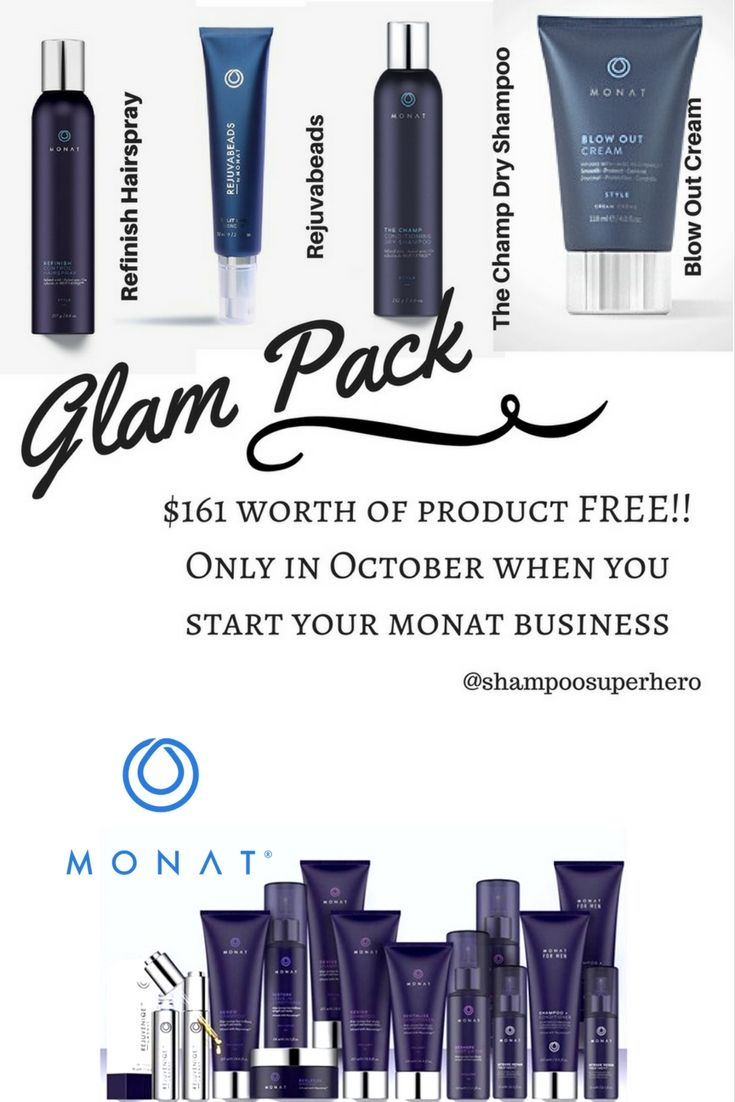 October is always the best month to start your Monat business! It's our birthday month!! To celebrate anyone that starts their business this month with one of our product packs will also get $161 worth of power packed styling products for FREE!! I seriously have never seen an offer this generous on the table before!!! This offer is only good in October! November 1st it turns into a pumpkin people!! sherrim.mymonat.com