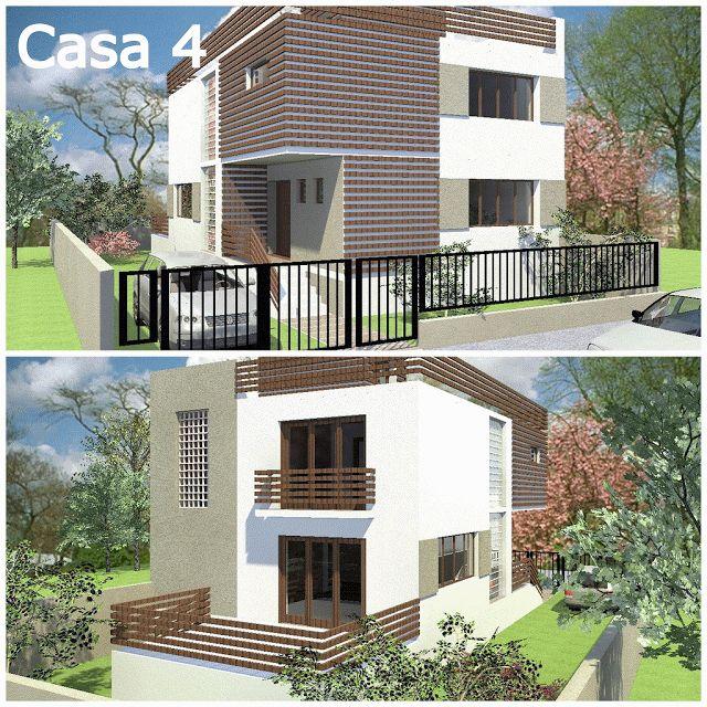 Case Arhidesign: Portofoliu de proiecte case-Birou arhitectura Arhi...