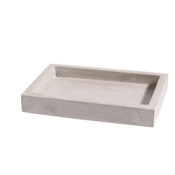 Tray Concrete