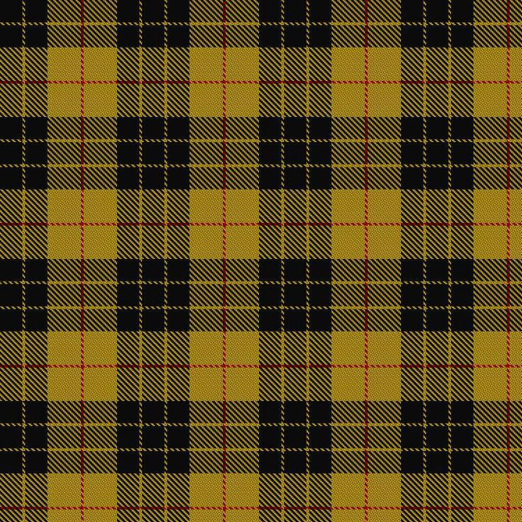 MacLeod Other Tartan Information From The Scottish Register Of Tartans Nickname Is Loud