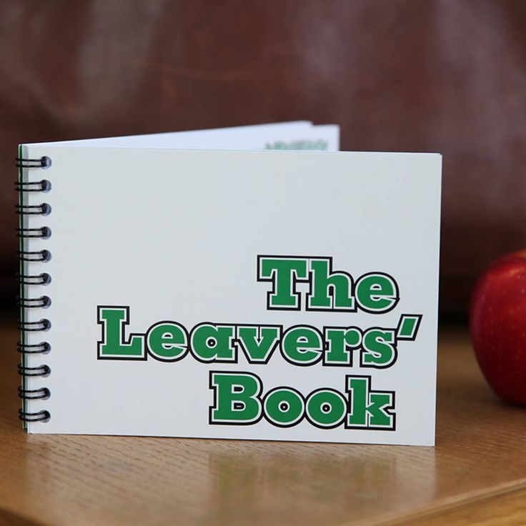 Are you interested in our school leavers memory book? With our school leavers autograph book you need look no further.