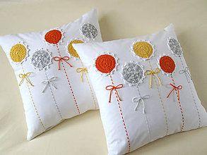 Úžitkový textil - slnká a planéty... - 5782353_