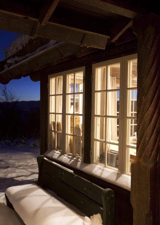 Norway Winter Cabin | Heiberg Cummings