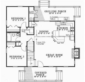 Buy affordable house plans unique home plans and the for Affordable cottage house plans