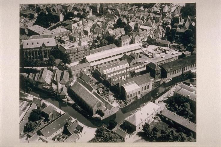 Breda. Machinefabriek Breda. 1922.