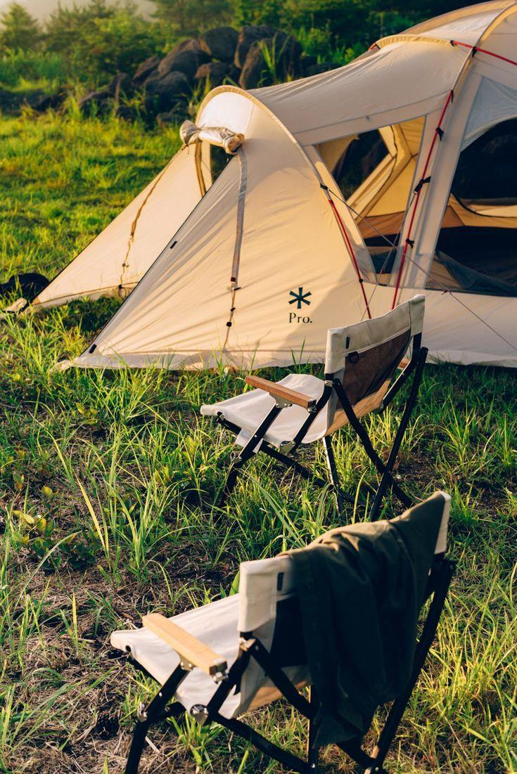 ボード Snow Peak Tent テント のピン