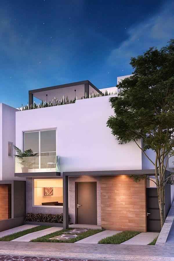 Fachada Casa Elite 7 best House ideas