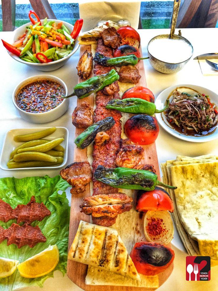 Metrelik Kebap - Seyami Usta Restaurant / İstanbul - Bakırköy ( Ataköy - Marina…