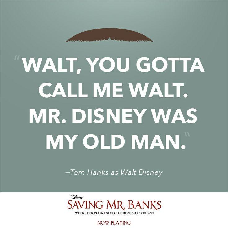 136 best Saving Mr. Banks images on Pinterest | Disney ...