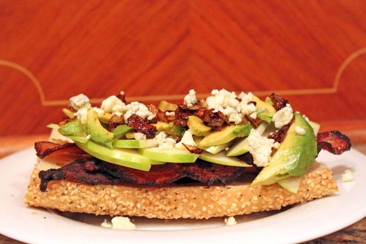 Bacon Apple Avocado Sandwich {yum} | Sammies | Pinterest