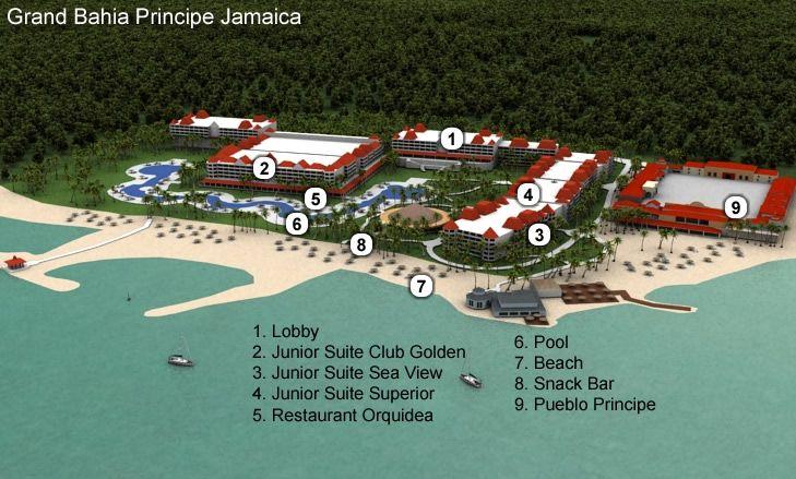 Http Www Bahia Principe Com En Resorts In Jamaica Resort Jamaica Rooms
