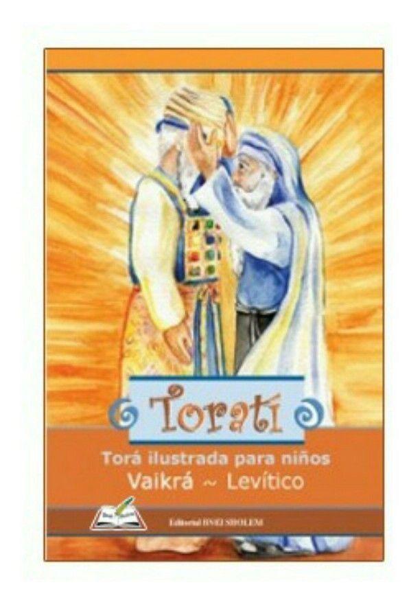 Torah para Niños Biblia para Los Niños Ilustrada Original Del Hebreo Al Español