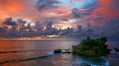 Закат на Индийском Океане by Alexander Gordeyev