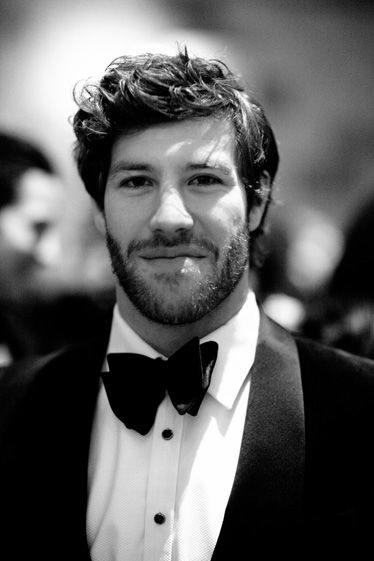 Brandon Prust: Montreal Canadiens - Boy can he can pull off the Tux