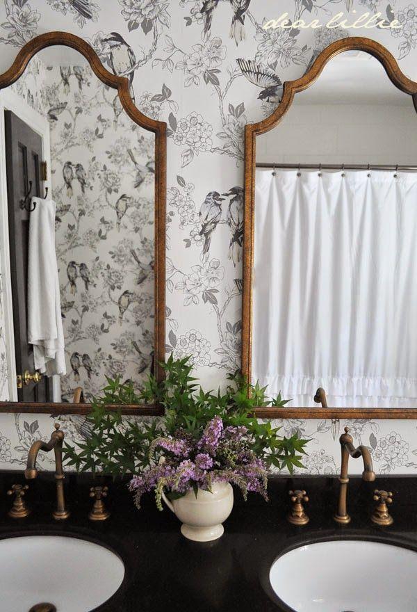 Mirrors for the Bathroom | Dear Lillie | Bloglovin'