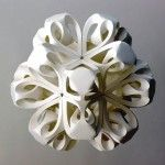 Intricate Modular Paper Sculptures by Richard Sweeney