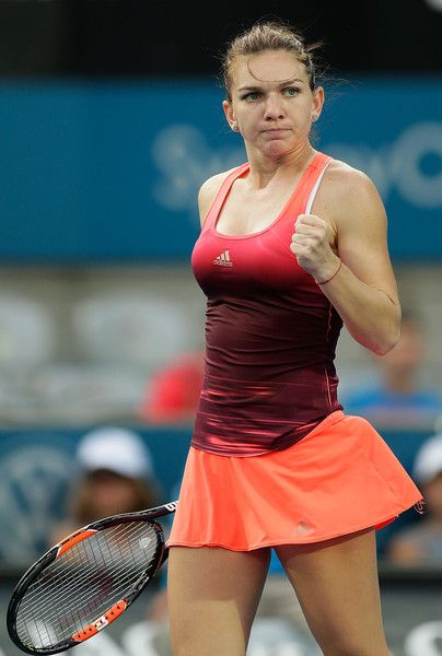 Simona Halep Photos - 2016 Sydney International - Day 3 - Zimbio